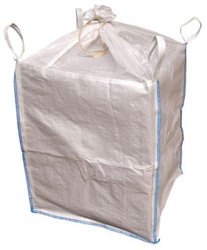 Big bag s vývodem a násypkou